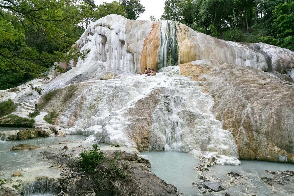 L area termale di castiglione d orcia bagni di san filippo - Bagno di san filippo ...