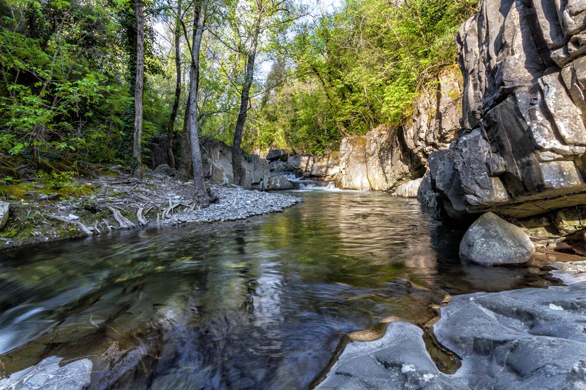 Piscine naturali ecco dove andare a fare il bagno al fiume sull amiata - Rimedi naturali per andare in bagno ...