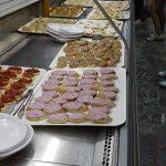 I classici crostini che si possono degustare alla Sagra