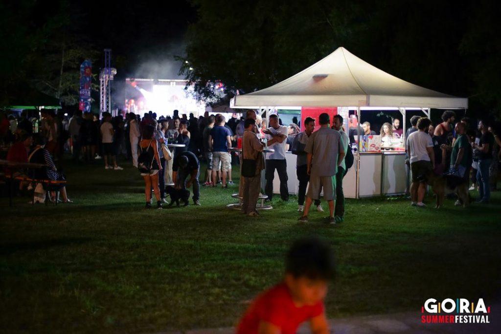 Un momento del Gora Summer Festival