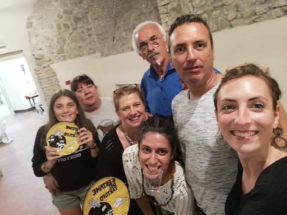I vincitori del Certame del tartufo 2019